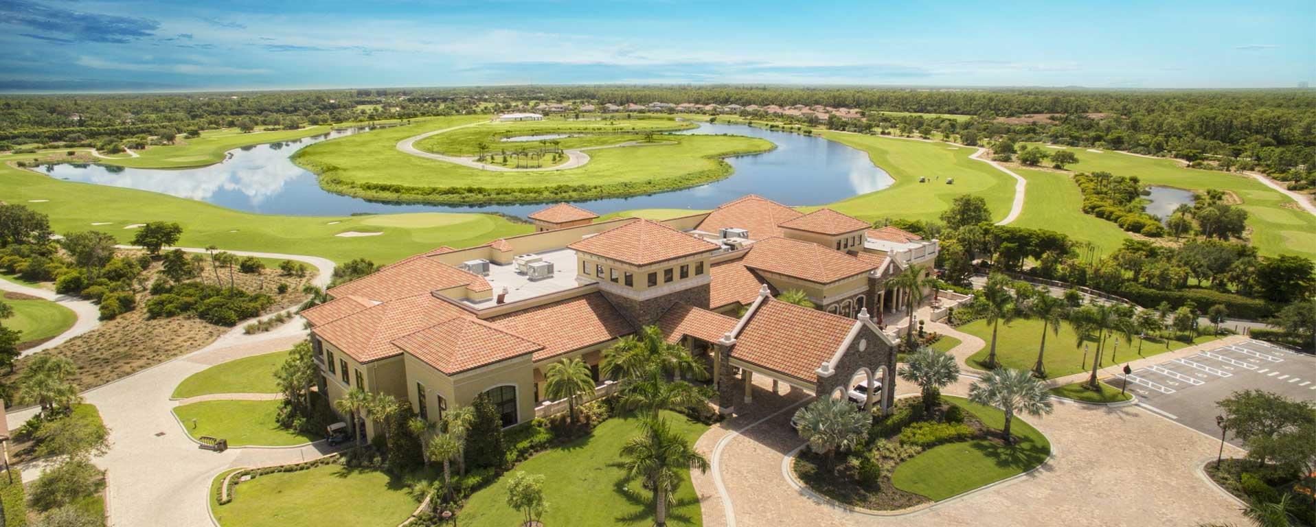 Estate Homes, Golf Course, Treviso Bay, Peninsula, TPC Golf, Naples, Florida, Paradise Coast, Peninsula Treviso Bay, Model Home, Clubhouse