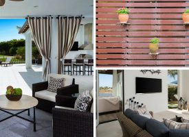 Outdoor Decorating Trends to spruce up your outdoor spaces